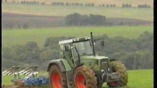 Fendt 926 Werbevideo (Erster Vario Traktor)