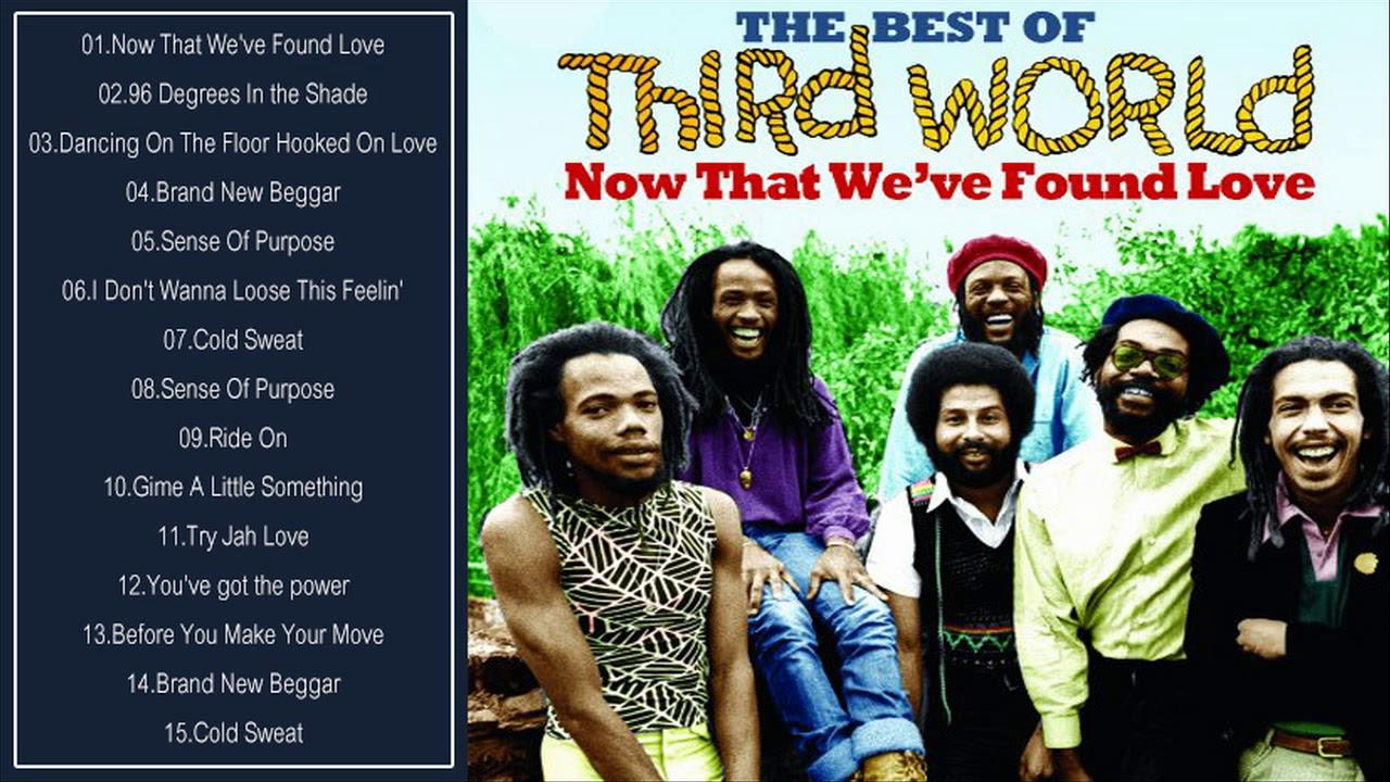 The Best Of Third World - Third World Greatest Hits