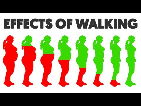 This is What Happens To Your Body When you Walk 5, 30 and 60 Minutes