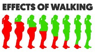healthy walking