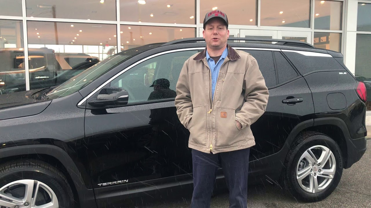 Frank Shares His Experience At Axelrod Buick Gmc In Parma Ohio