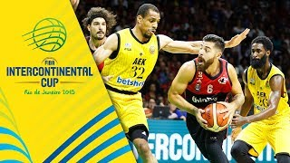 Top 10 Plays - FIBA Intercontinental Cup 2019