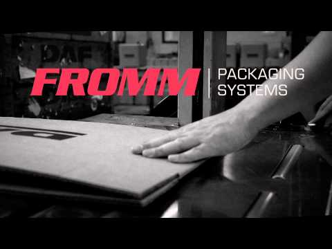 FROMM PM-serie omsnoermachines