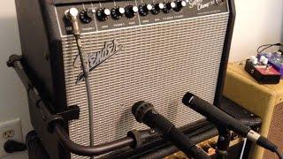 Fender Super Champ X2 Speaker Upgrade Eminence Ragin Cajun