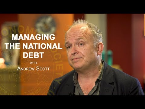 Managing the National Debt - Andrew Scott