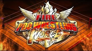 Fire Pro Wrestling - This is Extreme!