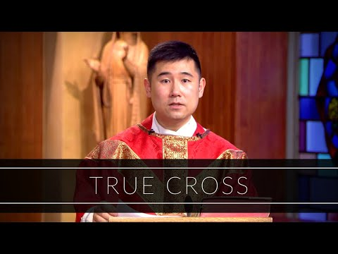 True Cross | Homily: Father Christopher Bae