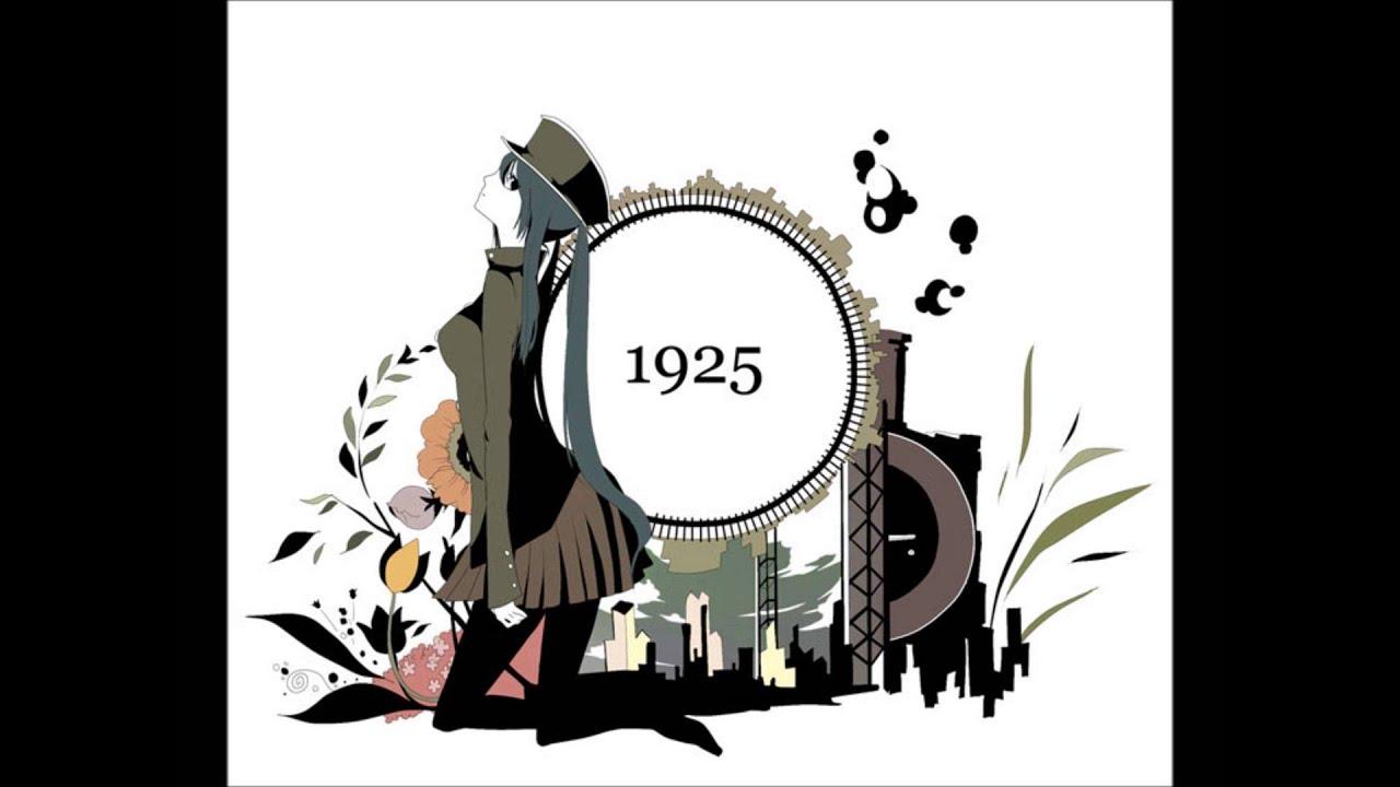 歌ってみた】1925【よるきち】 -...