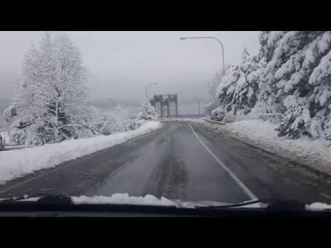 Vancouver WA Snowstorm (Jan 10, 2017)