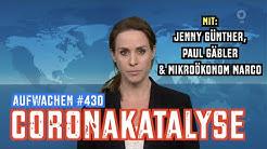 Aufwachen #430 mit Jenny Günther, Paul Gäbler & Mikroökonom Marco