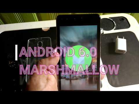 Huangmi M5 - Unboxing Android 500 Ribuan Ram 1GB Android 6.0 Model Dual Kamera - Marshmallow