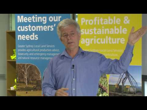 Using Next Gen Compost  in commercial horticulture - Geoff Creswell