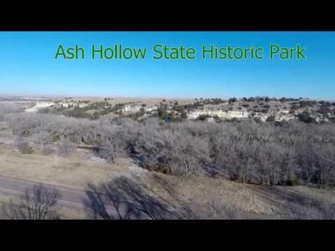 Ash Hollow State Historic Park Nebraska