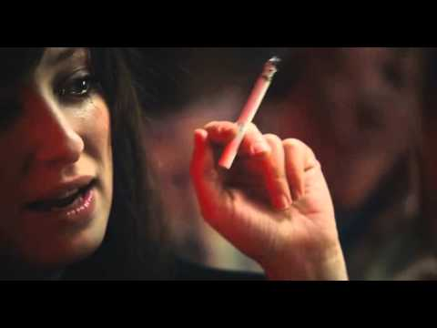 Alexandra Maria Lara smoking