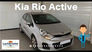 ❌ARRIVAGE ❌ Kia RIO 1L2 85 CV ACTIVE