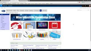 Webinar video