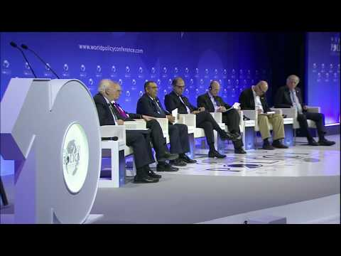 WPC 2017 - Plenary session 4: Trends in the Middle East