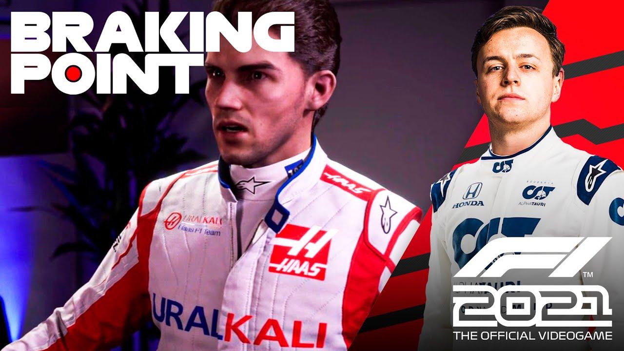 BUTLER WIL ALLES VOOR ONS VERPESTEN! -  F1 2021 BRAKING POINT #8