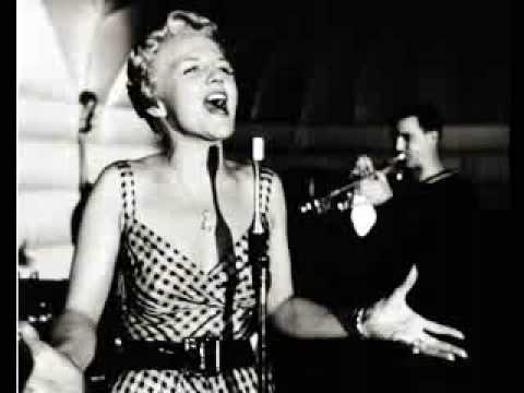 Peggy Lee - Aint We Got Fun