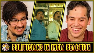 Politicians In India | When You Have A Politician Uncle Ft Danish Sait Reaction and Disc