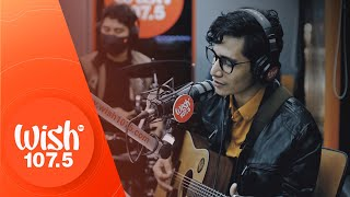 "Ethan Loukas performs ""Manghuhula"" LIVE on Wish 107.5 Bus"