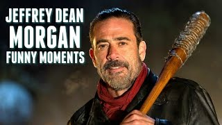 Jeffrey Dean Morgan Funny Moments