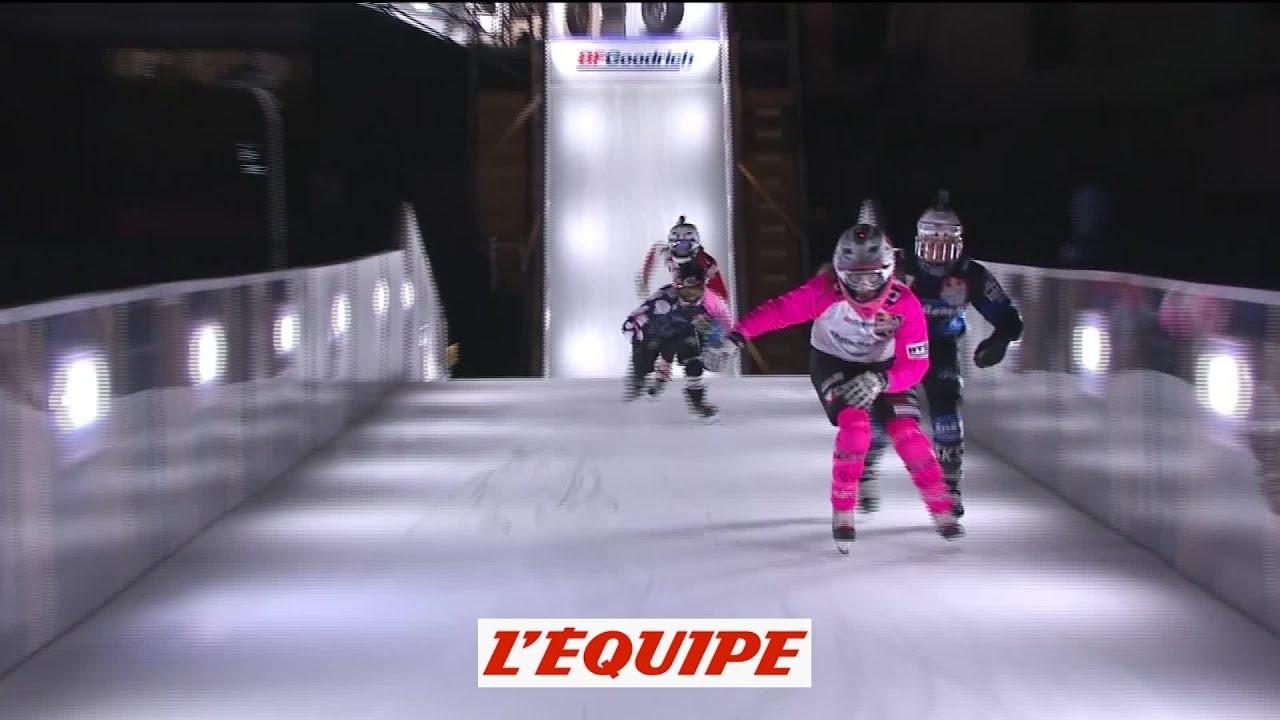 le r u00e9sum u00e9 vid u00e9o - crashed ice - marseille