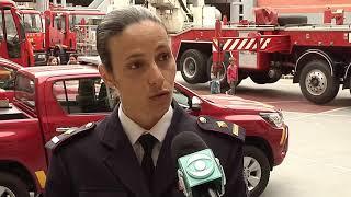Una joven fallecida y dos personas graves tras incendio en Punta de Rieles
