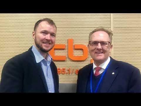 Dulwich College Seoul Headmaster Graeme Salt on TBS eFM's This Morning with Alex Jensen