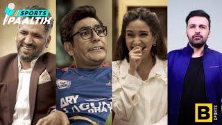 Sports Paaltix Episode 8 - Salman  Qbal HBLPSL V  - Khalid Butt - Anoushay Abbasi - Faizan Najeeb