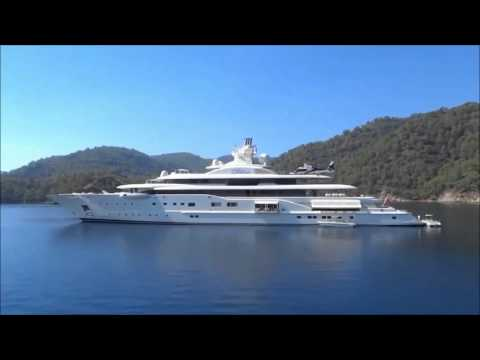 Most luxury yachts 2016 | Luxury mega yachts | Luxury private yachts | Top 10 luxury yachts