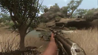 Far Cry 2 (PS3) Gameplay
