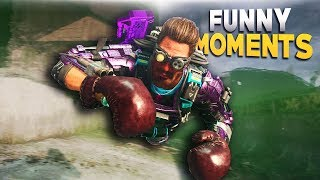 Black Ops 3 - THESE PROPS ARE BROKEN! Prop Hunt Funny Moments