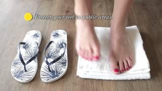 FOOTSIE TIP 6 HEALTHY FEET
