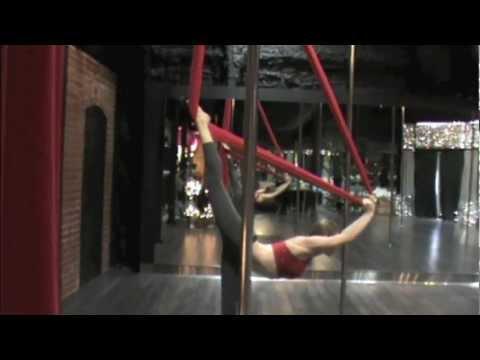 Aerial Yoga Tricks thumbnail