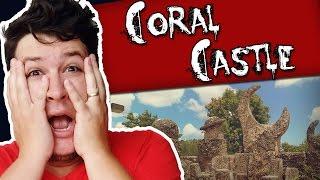 O Mistério de Coral Castle: Como um Homem Conseguiu Erguer 1.100 Toneladas de Rochas?