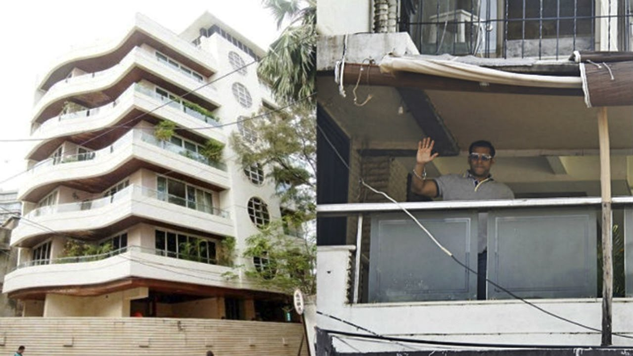 Image result for salman khan home mumbai