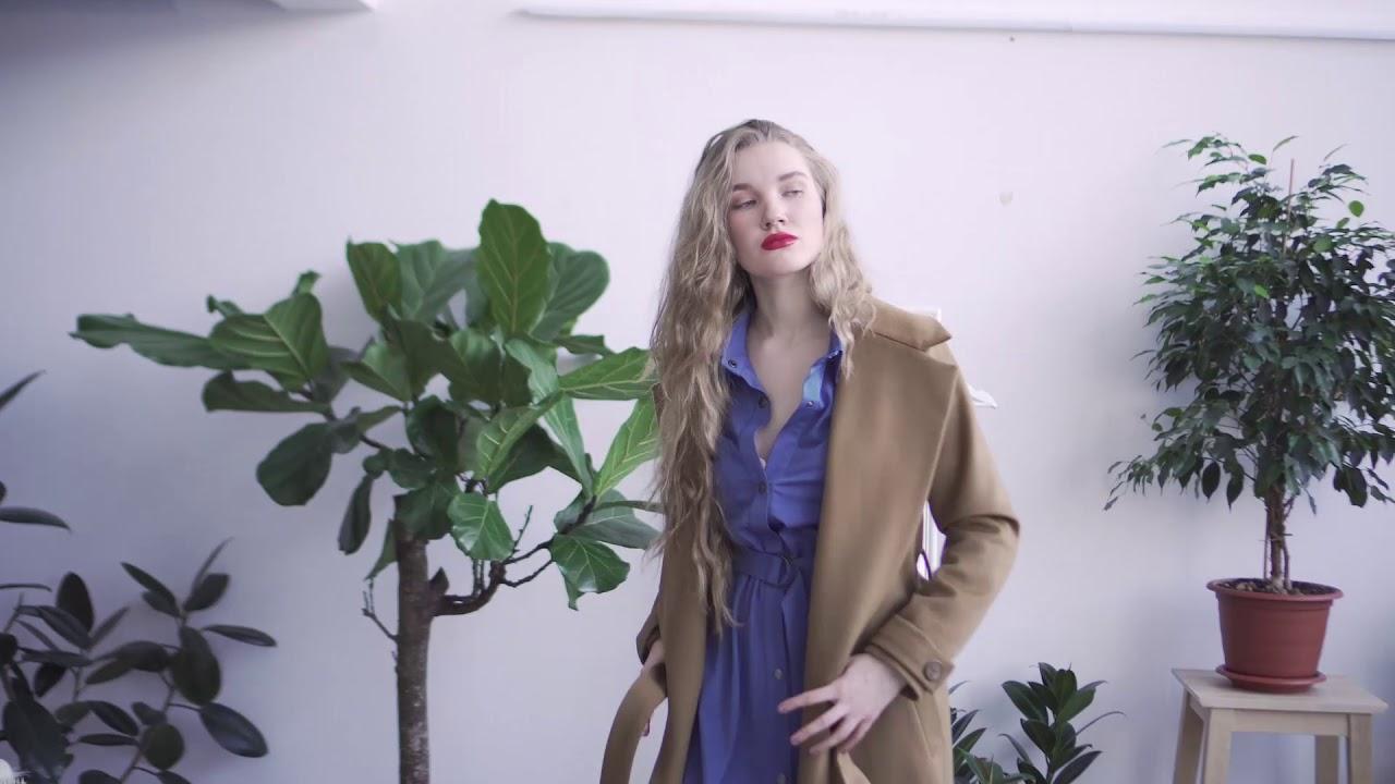 KOKETKA BOUTIQUE - коллекция плащей, курток (осень - весна) - YouTube