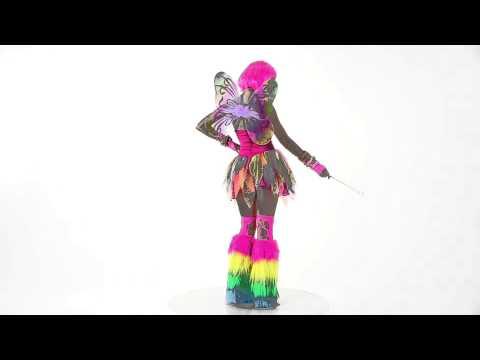9566 - Rainbow Fairy