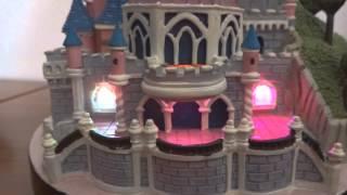 Scale Model Disneyland Paris Sleeping Beauty Castle - Maquette Du Château Belle Au Bois Dormant