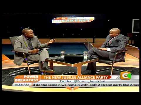 Power Interview with Prof.Kithure Kindiki-Majority Leader,Senate