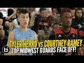 Tyler Herro vs Courtney Ramey! Future Wisconsin, Louisville Guards Face Off! Full Highlights!