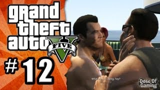 DOG Plays GTA 5 Part 12 Daddy S Little Girl