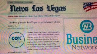 Best place in Las Vegas to get high speed Internet