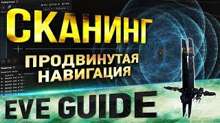 EVE Guide - Сканирование и навигация - Гайд по EVE Online