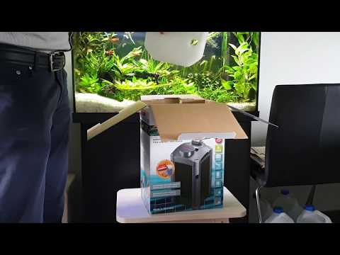 EHEIM eXperience 250 - Unboxing
