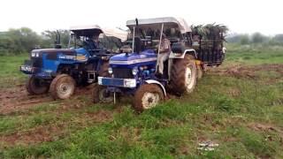 Inda farm vs farmtrac vs sonalika