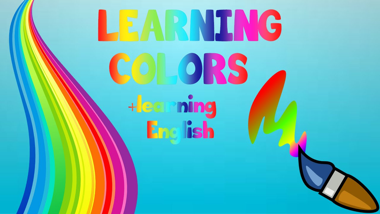 Learn Colours and Word for Toddlers | Learning English | Online ...