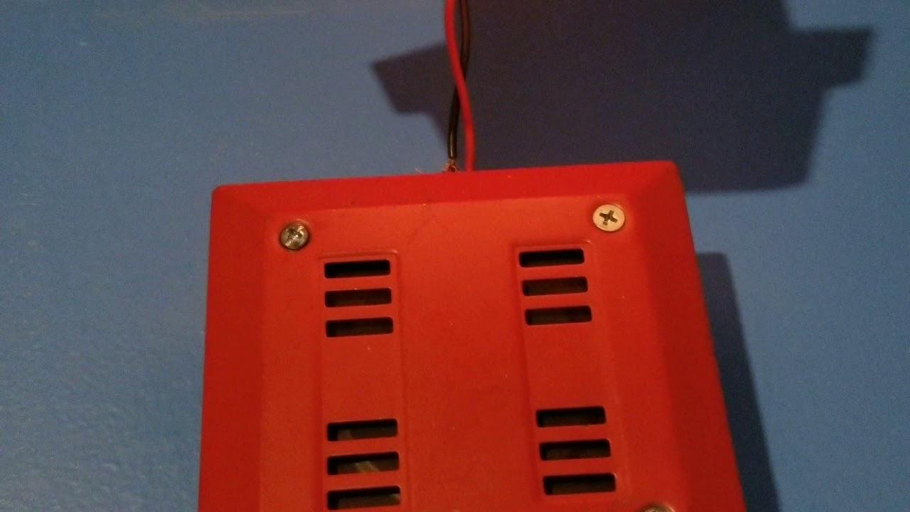 Simplex Fire Alarm Test (Wall) by Classic AlarmTech