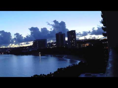 グァムの朝 Morning of Guam